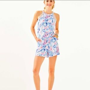 NWT Lilly Pulitzer Lala Romper